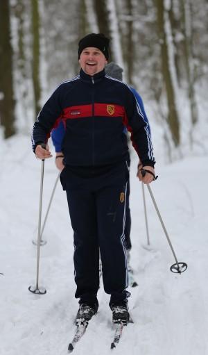 Спортивный праздник «Белорусская лыжня -2018»