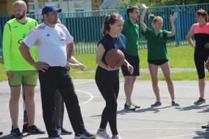 Спортивный праздник, посвященный Дню работников физической культуры и спорта Беларуси