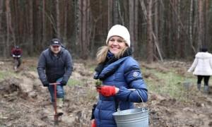 """Неделя леса"" на Будакошелевщине"