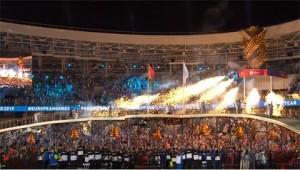Церемония закрытия II Европейских Игр состоится 30 июня 2019